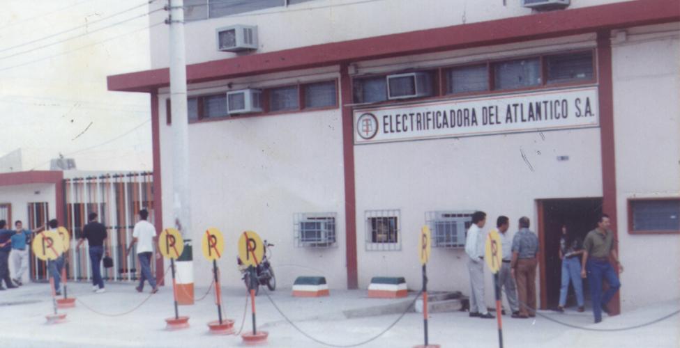 Resultado de imagen para ELECTRIFICADORA DEL ATLANTICO