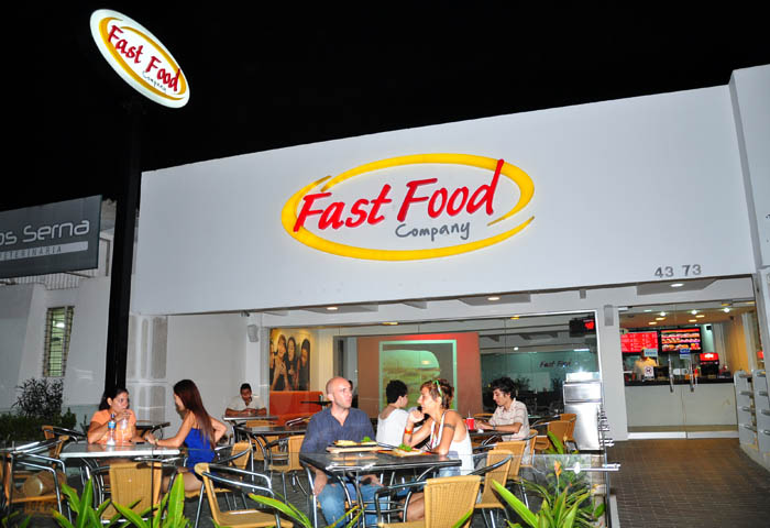 Un nuevo concepto de comida r pida revistas for La terraza barranquilla