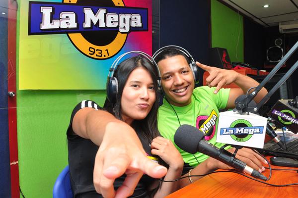 Fotos de los presentadores de la mega 29