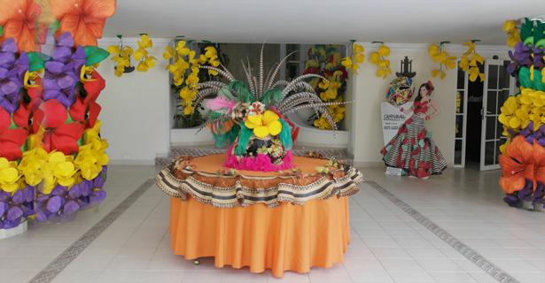 Carnaval Decoración Fiesta Imagui