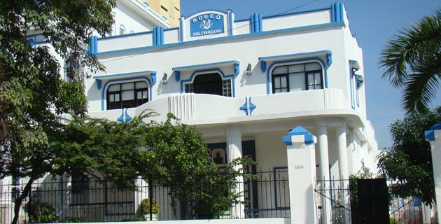 Resultado de imagen para Museo Bibliográfico Bolivariano de Barranquilla