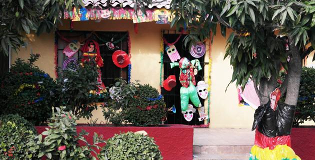 La marimonda se apoder de las fachadas de carnaval revistas for La terraza barranquilla