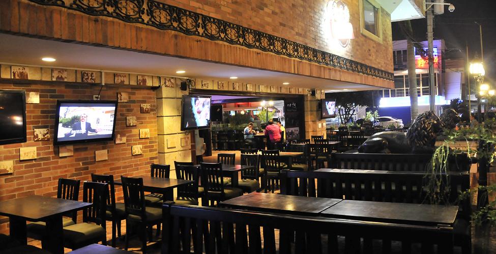 Zamba casino restaurante bar barranquilla
