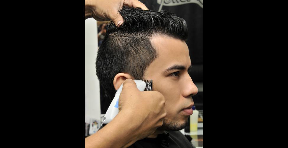 Numeros de corte de pelo con maquina