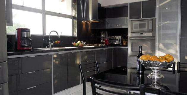 Ahora las cocinas son modernas áreas sociales | Revistas