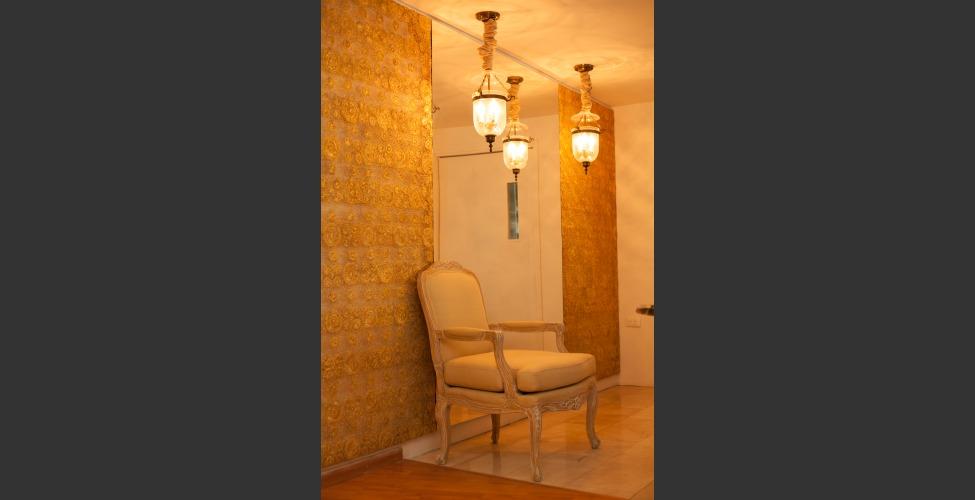 Materiales que revisten las paredes del hogar revistas - Tejidos y novedades paredes ...