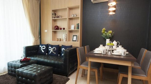 El estilo no pelea con un apartamento pequeño | Revistas