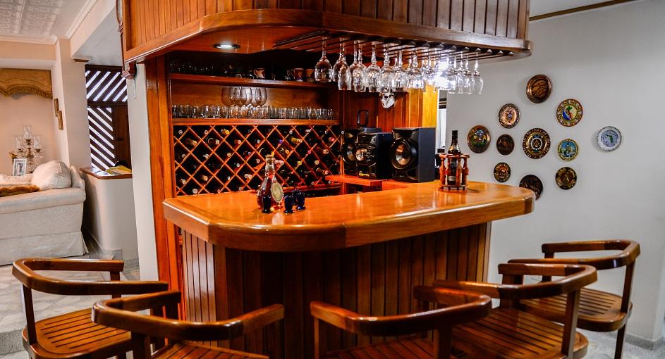 Bar En Casa El Lugar Favorito De Pap 225 En El Hogar Revistas