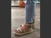 Modernidad en los zapatos.
