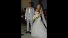 Se casó Julio Teherán