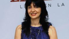 La nueva gerente de EL HERALDO, Elaine Abuchaibe. Jesús Rico.