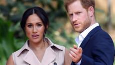 Una de las quejas del príncipe Harry es la constante persecución que algunos medios mantienen sobre su esposa Meghan.