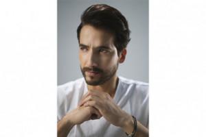 Santiago Jiménez y  prensa Caracol