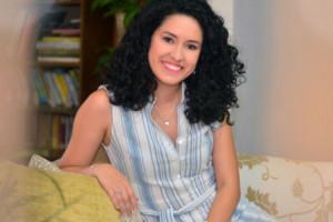 Rachel manifiesta que uno de sus momentos preferidos es cuando es testigo de la sonrisa de los niños que ayuda.
