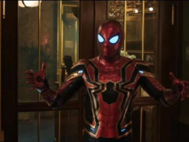 'Spider-Man: lejos de casa'.