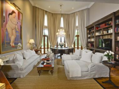 Hilton Cartagena y Sofitel Legend  Santa Clara