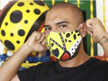 Cortesía de Carnaval de Barranquilla, Twist your kicks y Maluné.