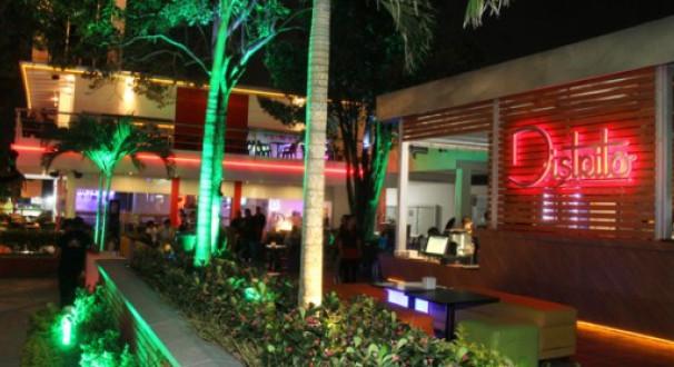 Los ambientes de distrito revistas for La terraza barranquilla