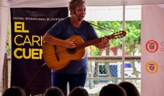 Cortesía Festival Caribe Cuenta