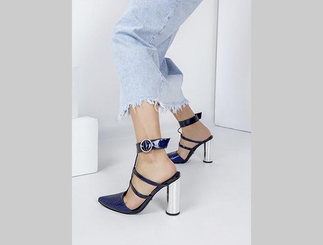 Los zapatos con personalidad de Susana Osorio.